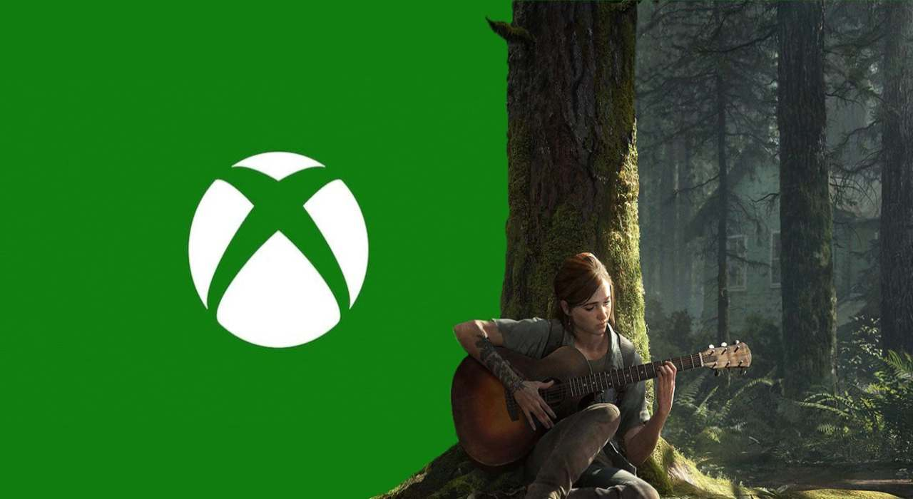 The Last of Us Xbox