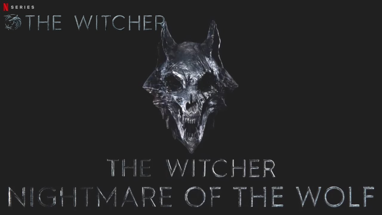 The Witcher Nightmare of the Wolf netflix