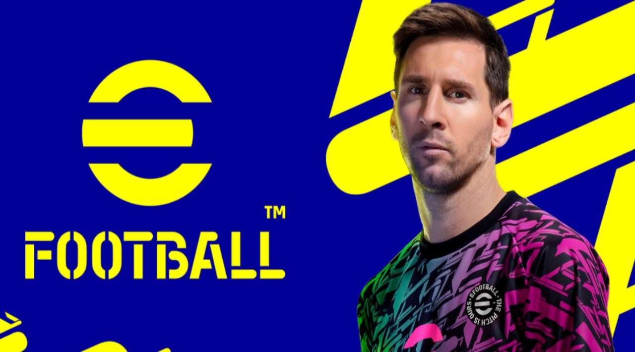 eFootball PES 22