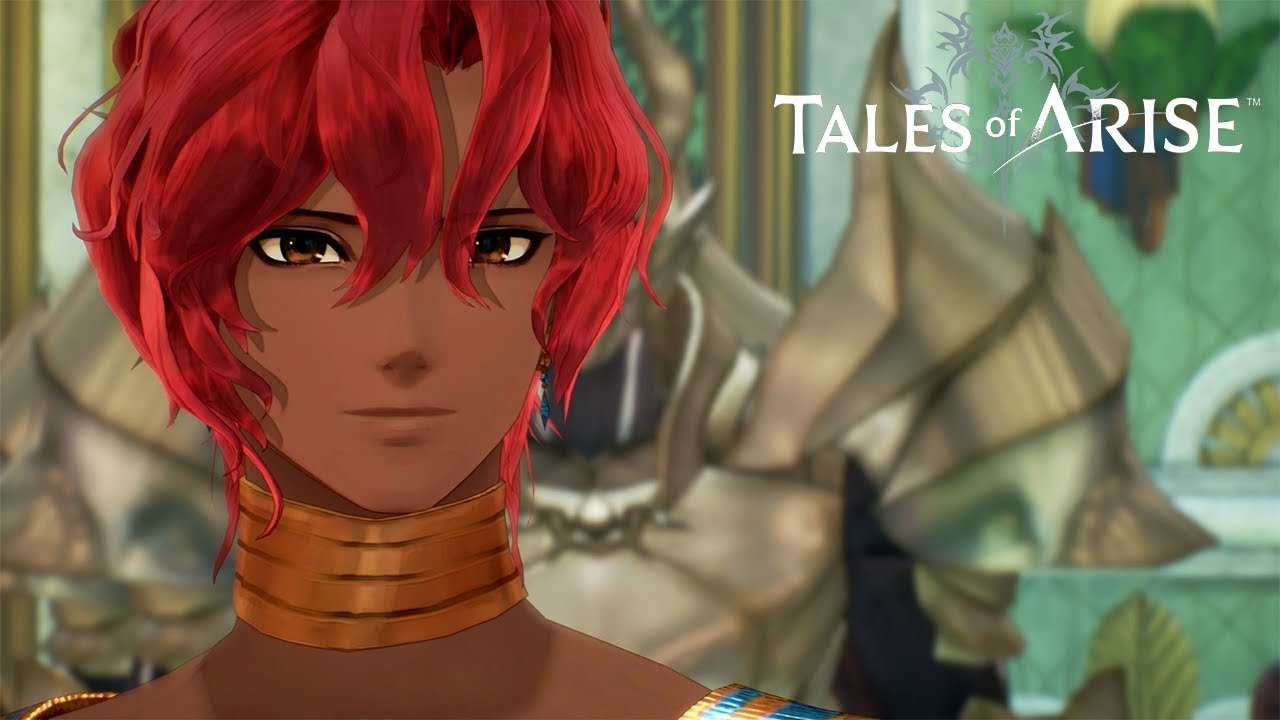tales of arise combattimento