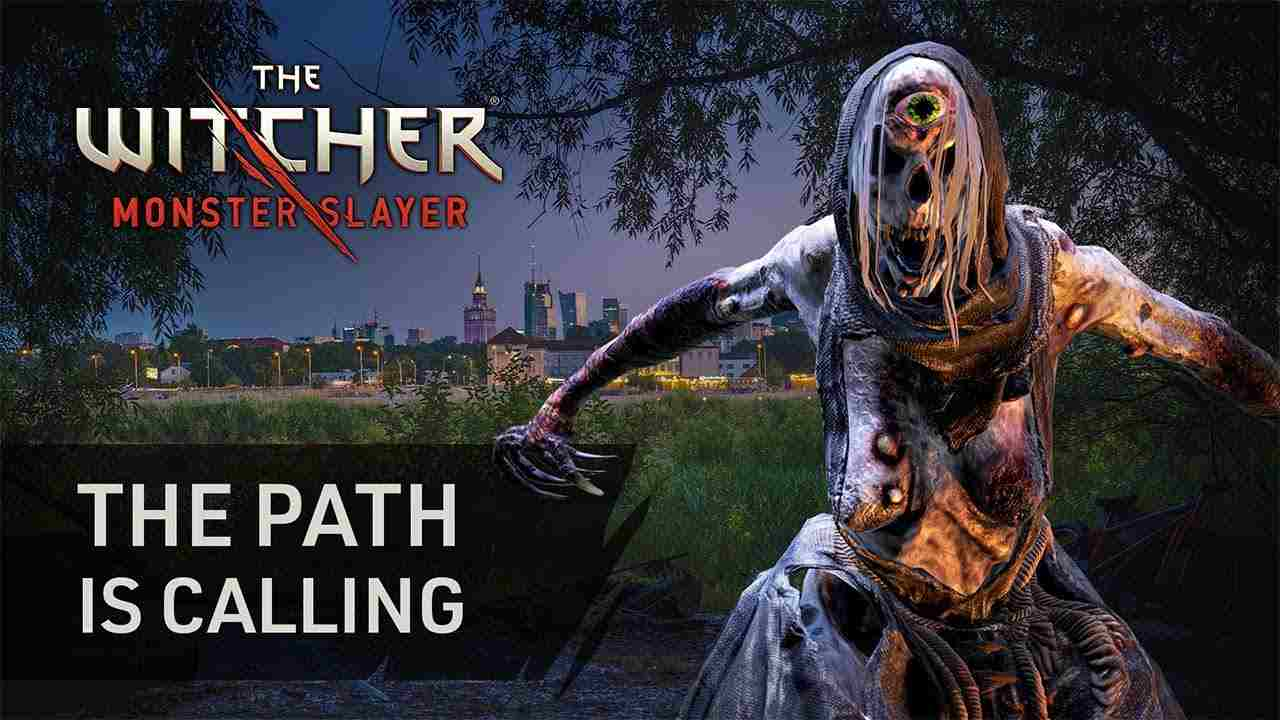 the witcher monster slayer uscita