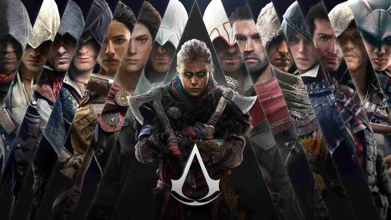 Assassin's Creed Valhalla, il progetto iniziale era diverso