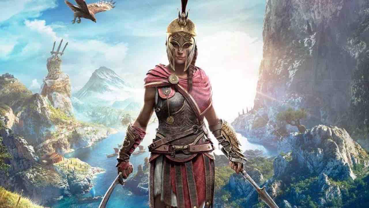 Assassin's Creed Valhalla personaggio