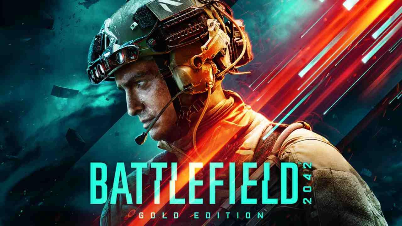 Battlefield 2042 Closed Beta