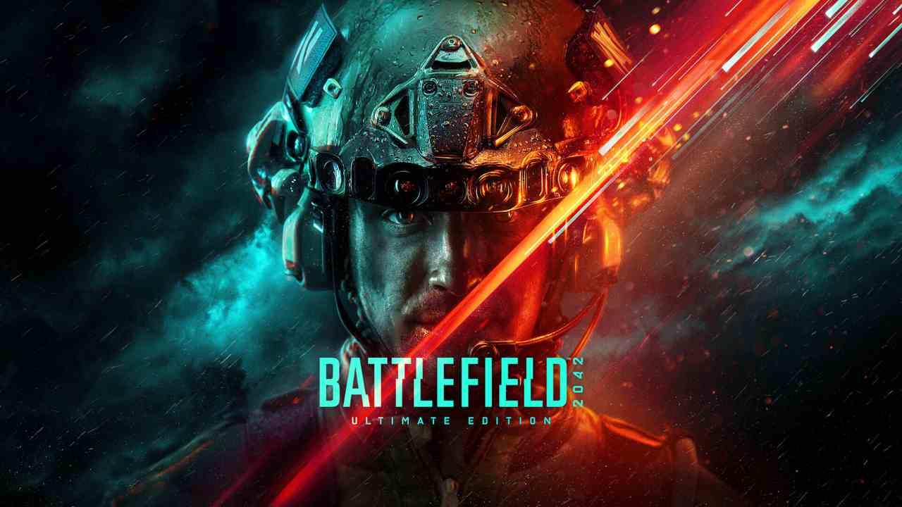 Battlefield 2042 soldato