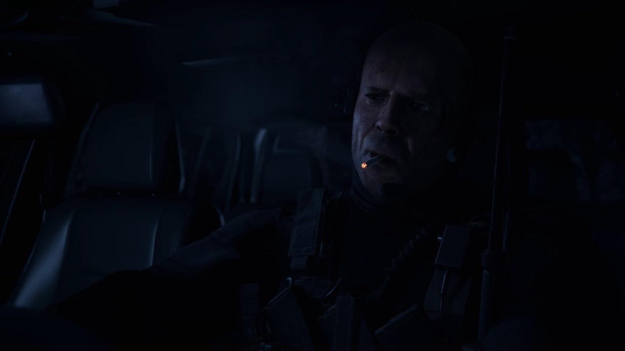 Bruce Willis videogiochi