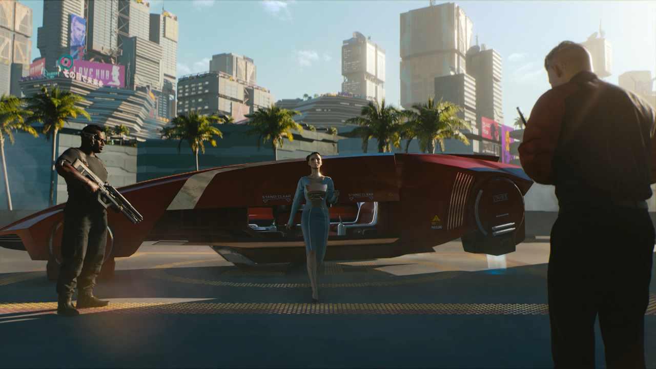 Cyberpunk 2077, nuovo gioco in arrivo l'annuncio e il titolo