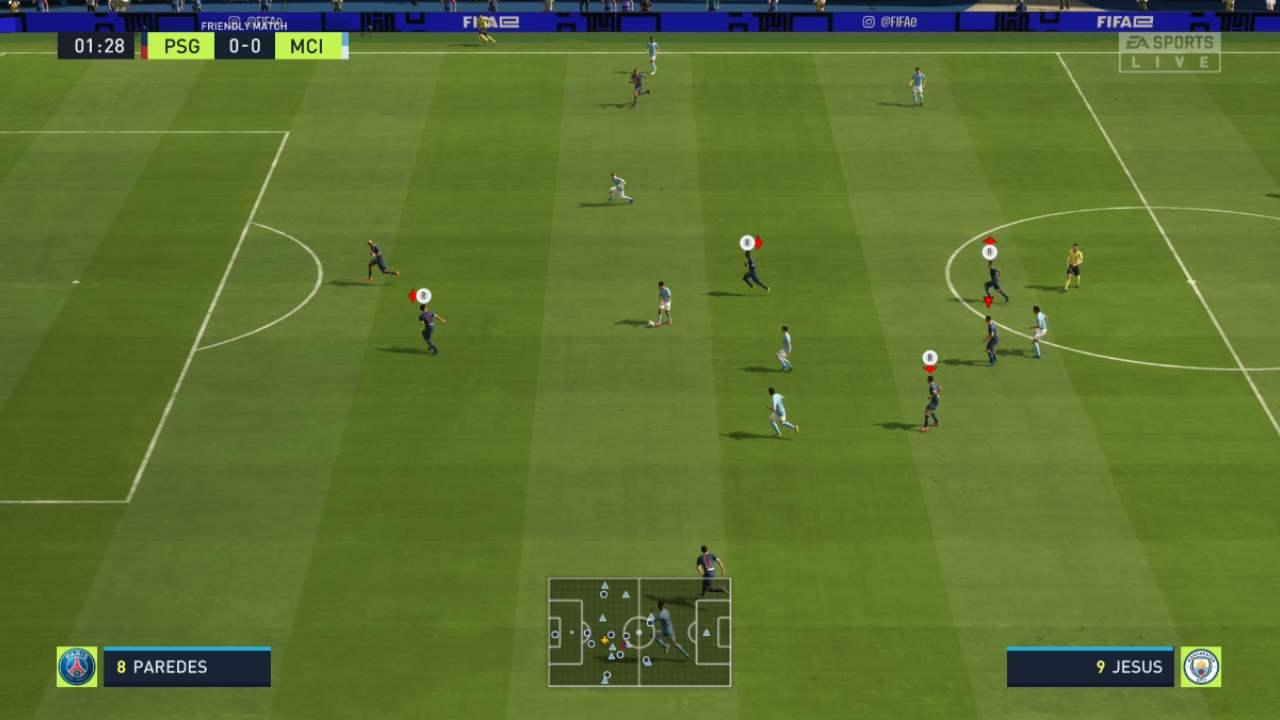 EA libera 5 brevetti, uno riguarda FIFA