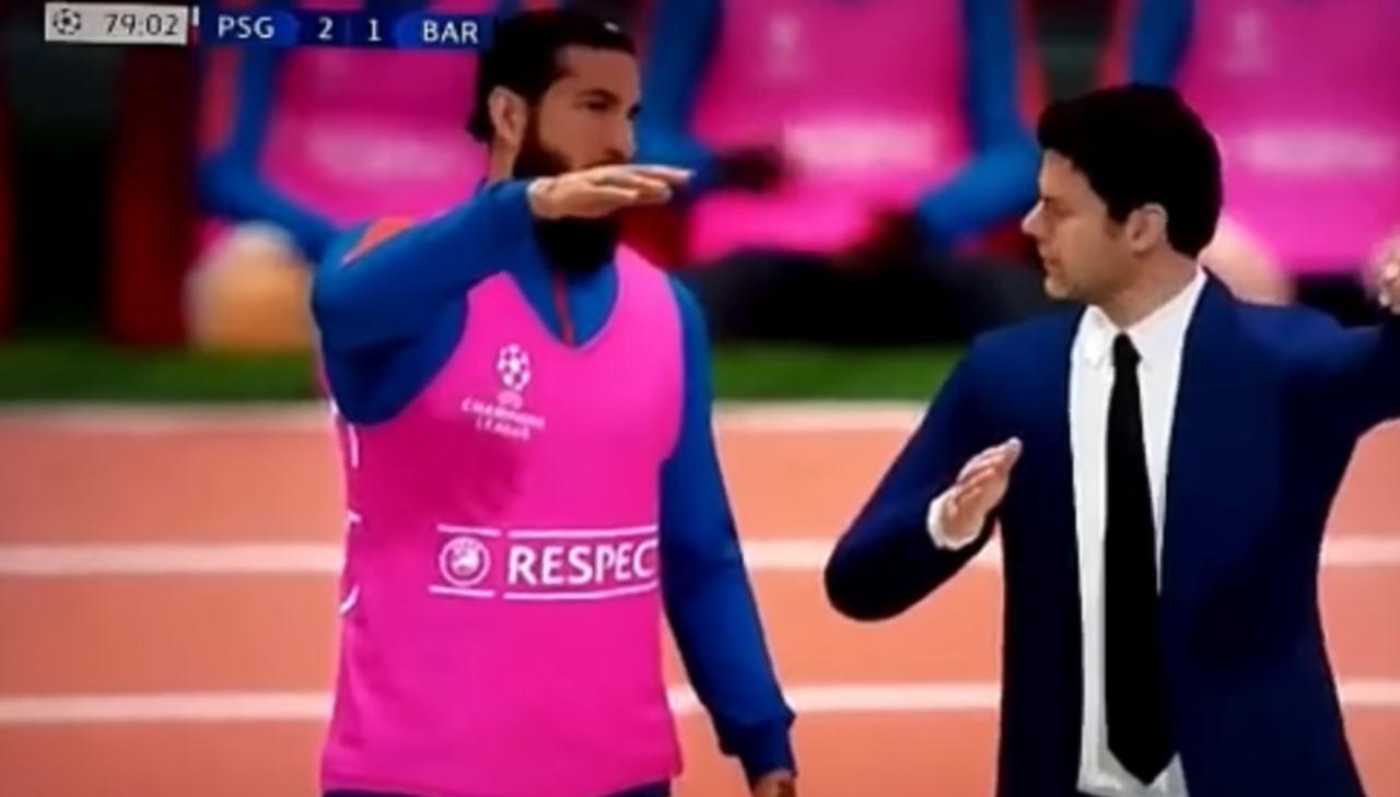 FIFA 22 animazioni