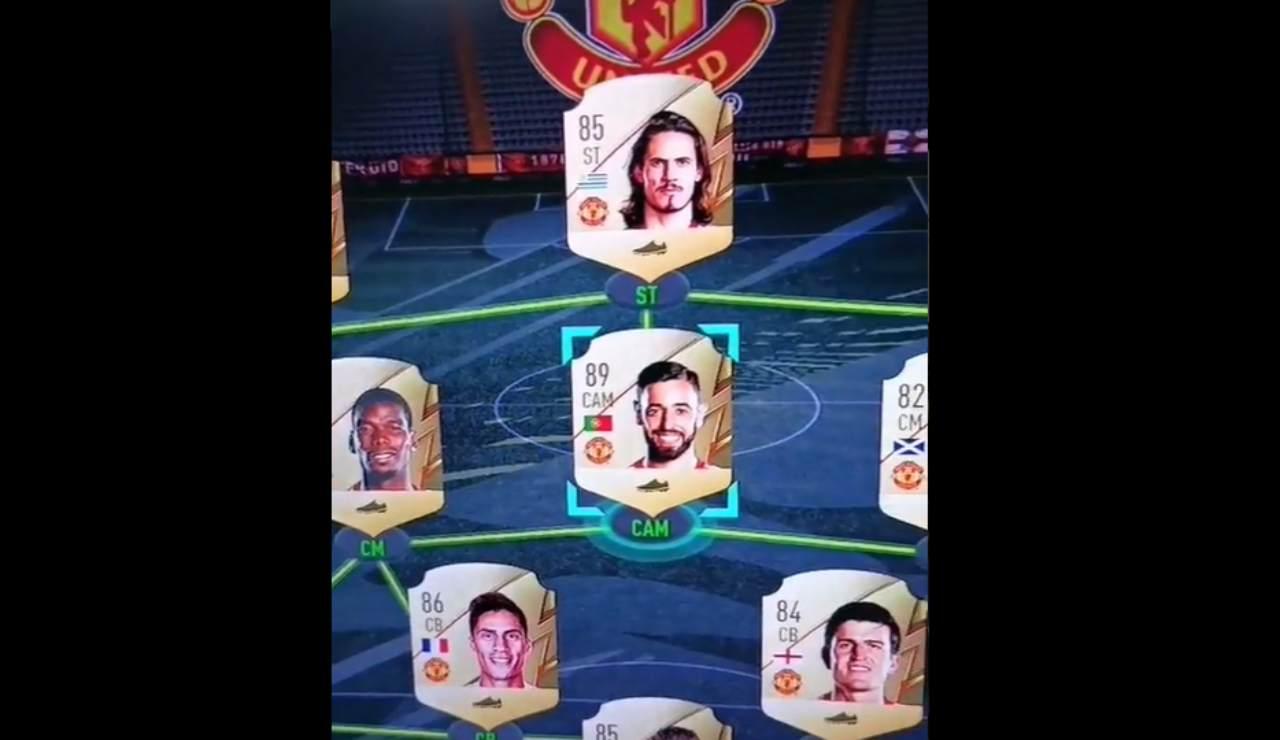 FIFA 22 carte