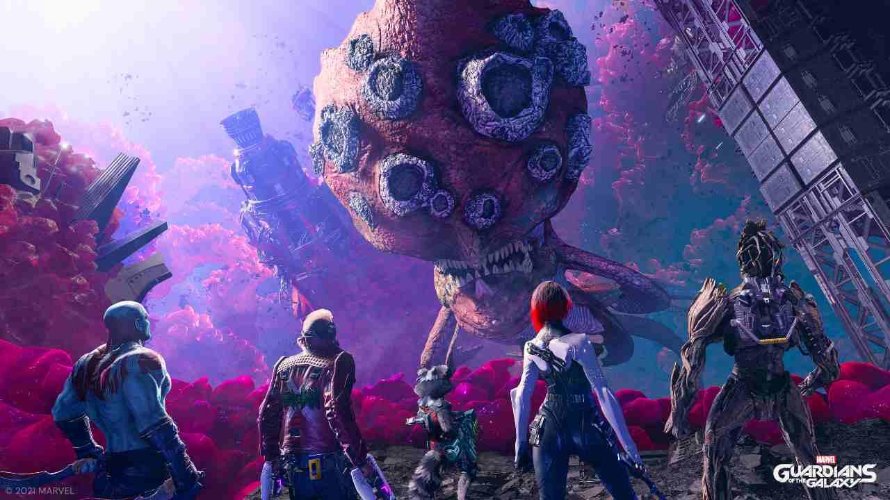 Gioco Guardiani della Galassia, ottima notizia per i giocatori