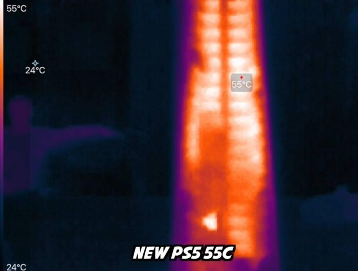 Nuova PS5 Heatmap