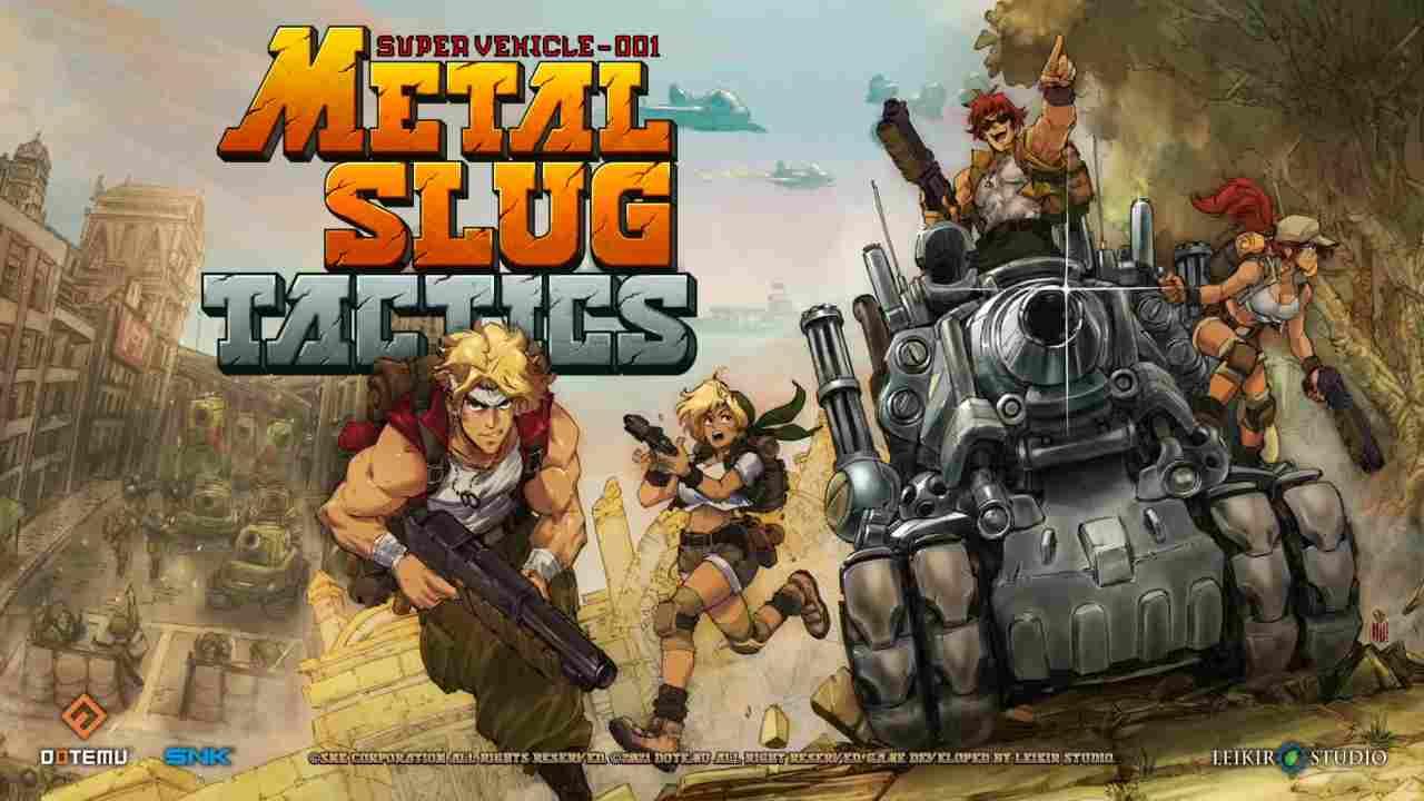 Nuovo Metal Slug si mostra in un gameplay sopra le righe - VIDEO