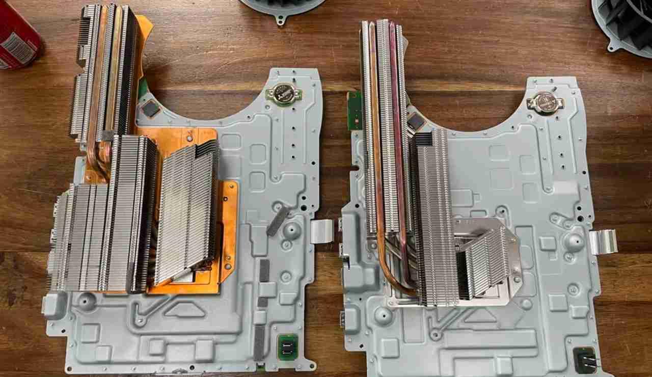 Nuovo modello PS5