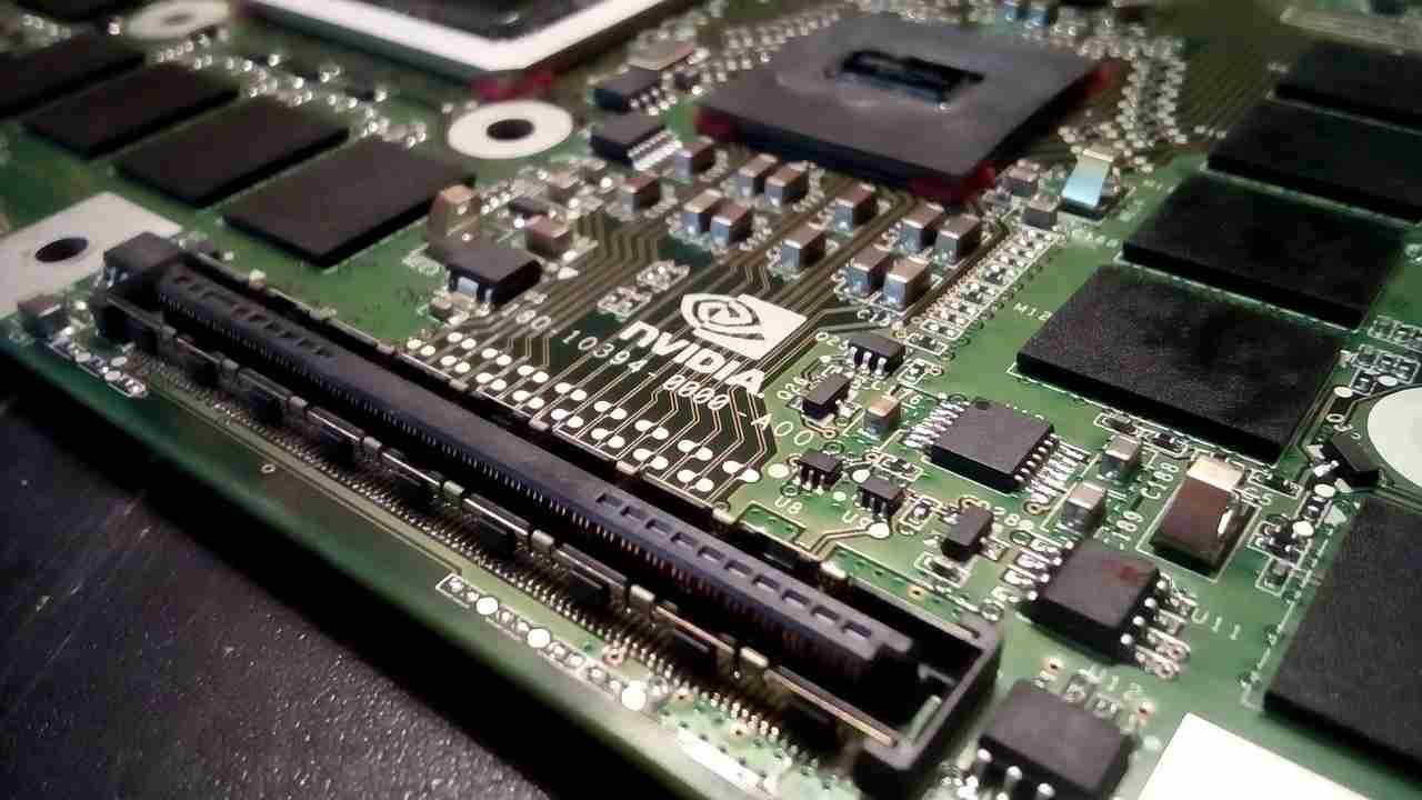 Nvidia scheda grafica
