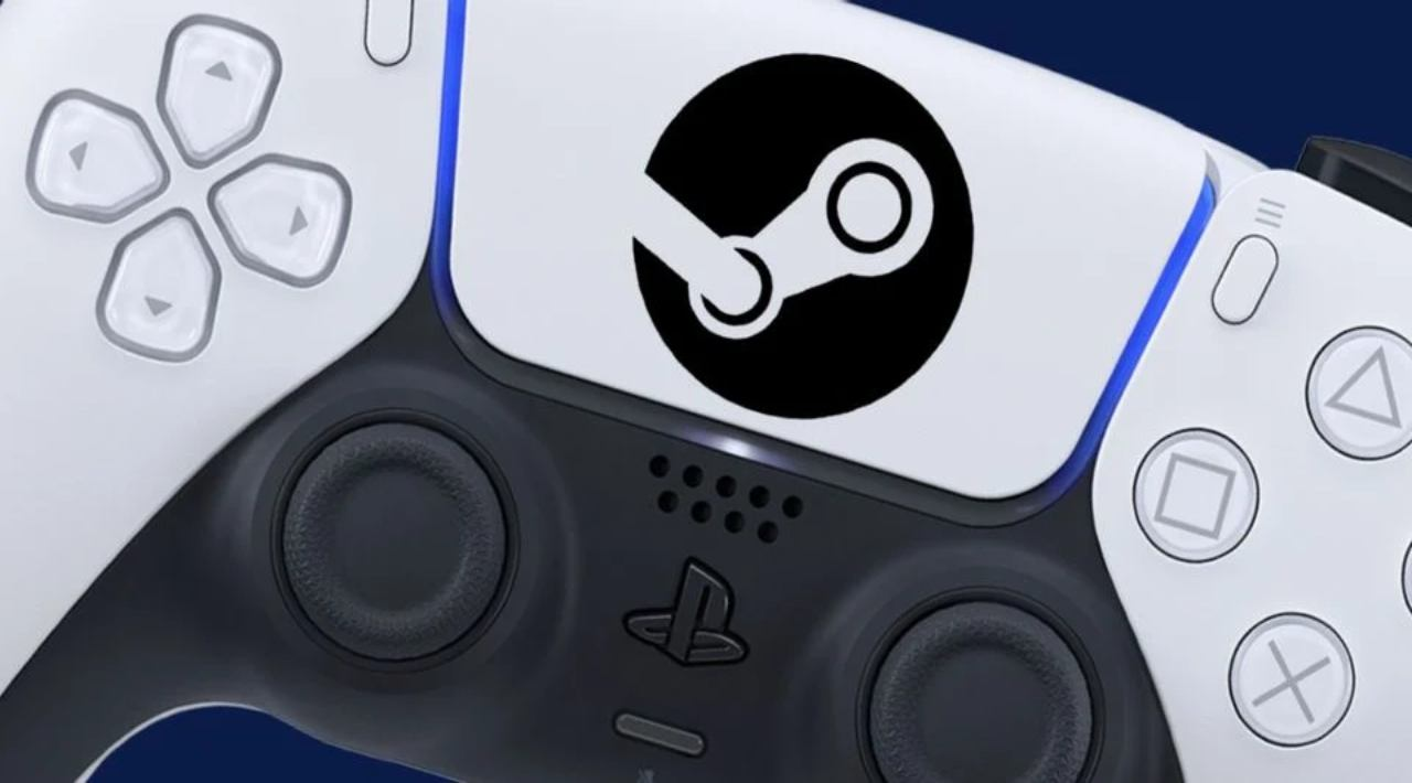 Playstation Steam DualSense