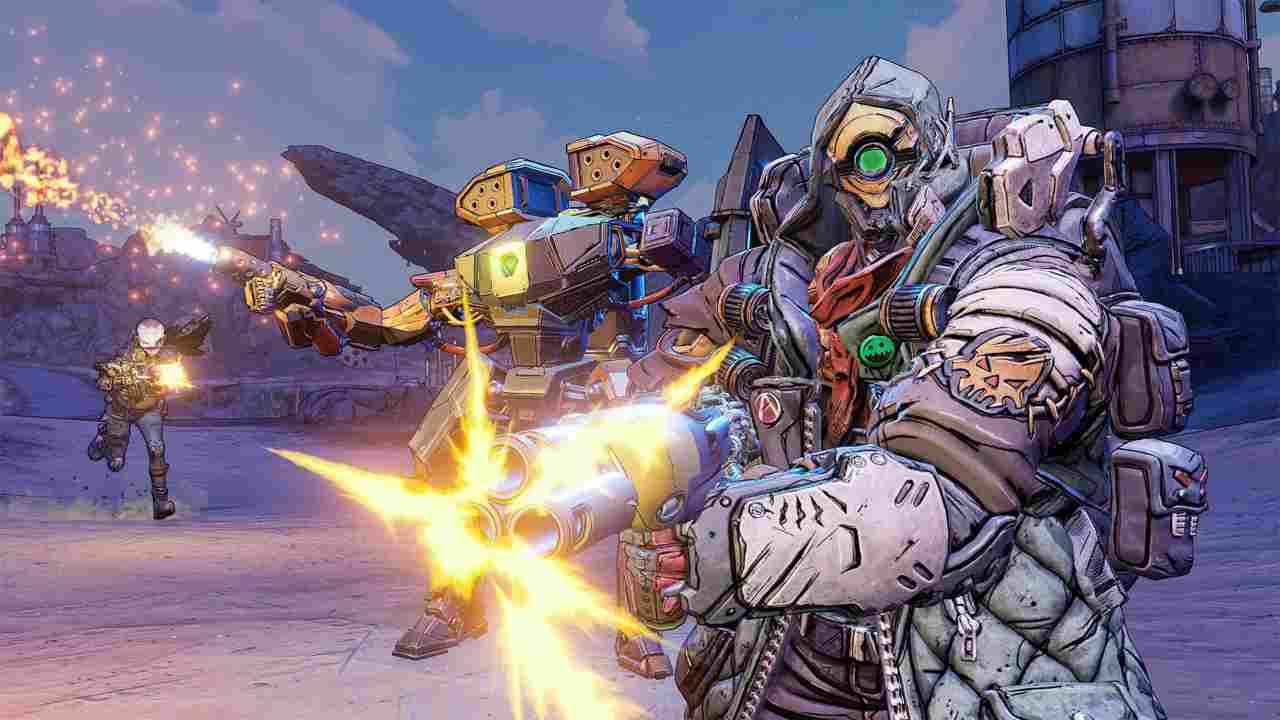 Regalo di Xbox a tutti i giocatori, riguarda Borderlands