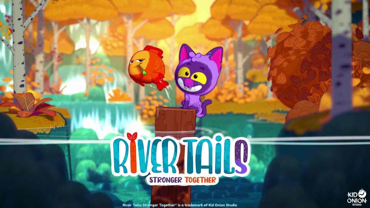 River Tails, il videogioco italiano su un'amicizia improbabile - VIDEO