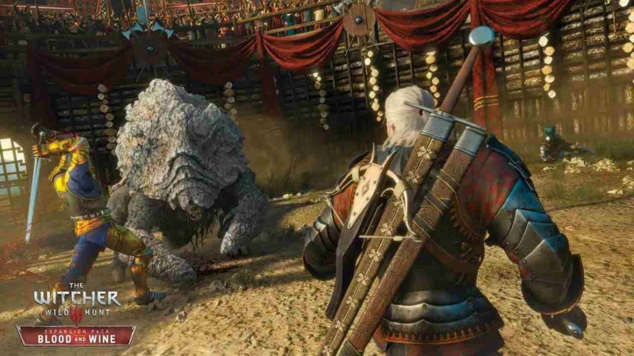 The Witcher senza Geralt, il protagonista doveva essere un altro