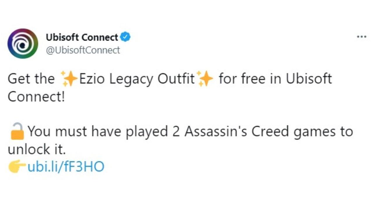 Ubisoft premia i fan più fedeli di Assassin's Creed