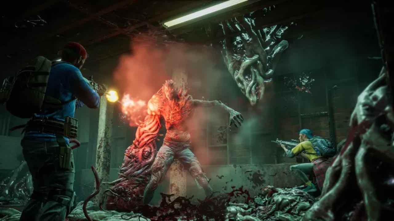 back 4 blod zombie