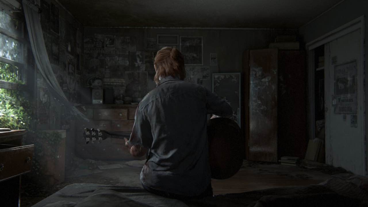 ps5 the last of us