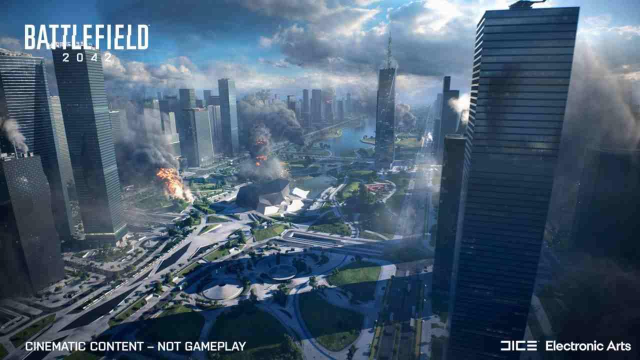 Battlefield 2042 potrebbe essere rinviato: la nuova data