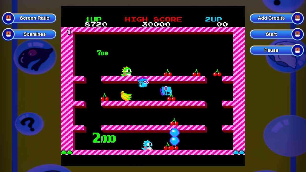 Creatori di Bubble Bobble e Space Invaders creano 2 giochi nuovi