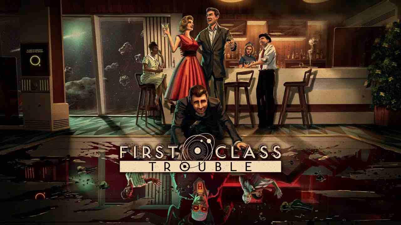 Ecco First Class Trouble, Among US diventa crociera di lusso