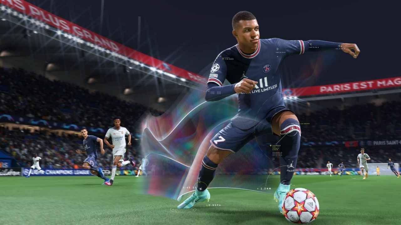 FIFA 22 elimina un calciatore, il motivo è gravissimo