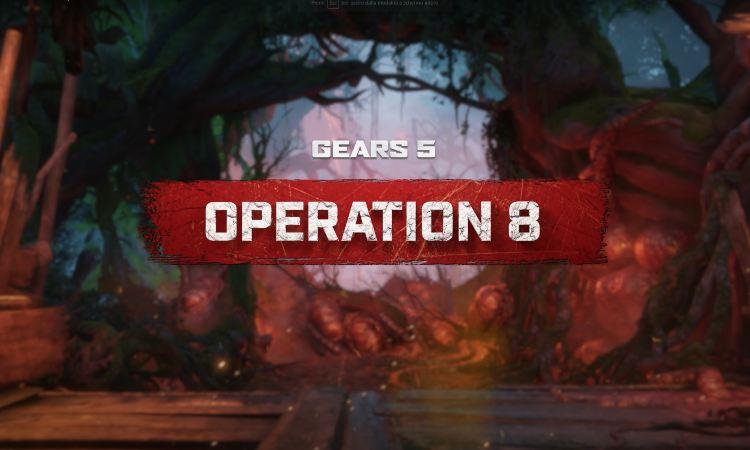 Gears of war operation 8