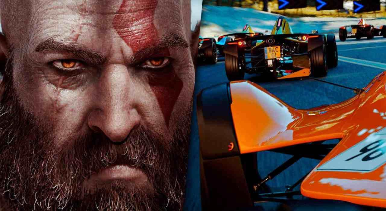 God of War Ragnarok e Gran Turismo 7