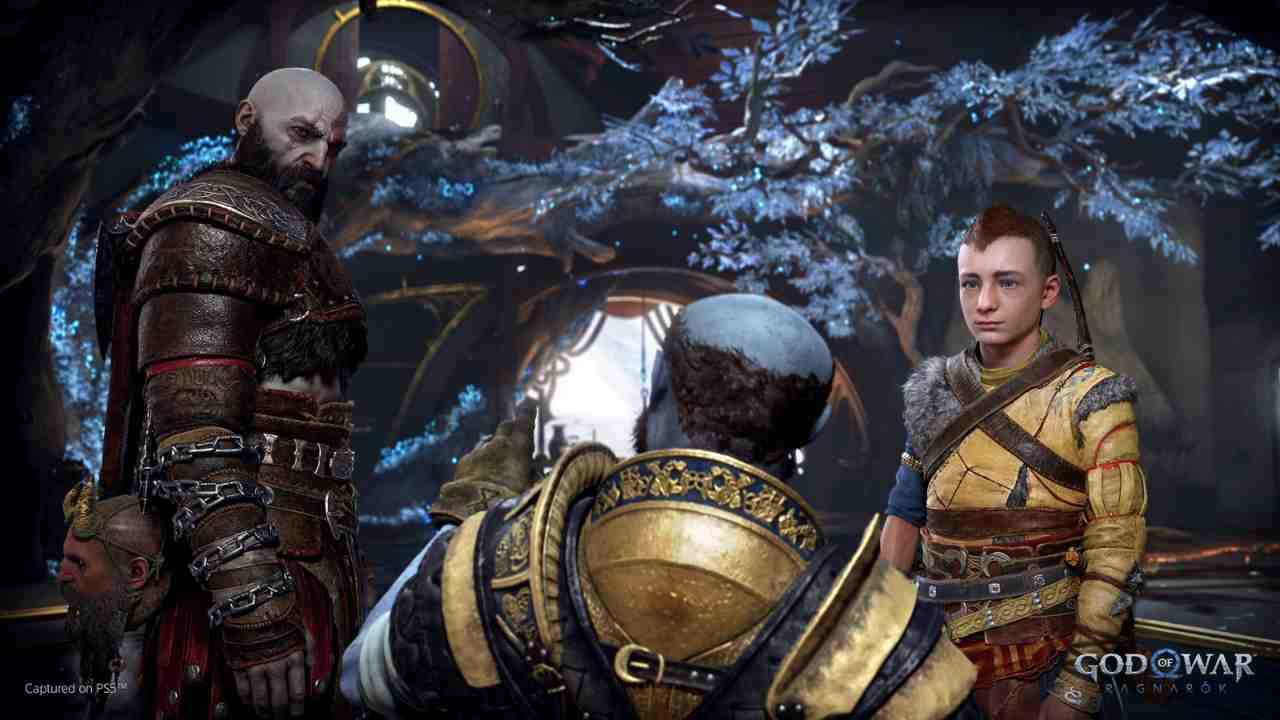 God of War Ragnarok, non avrete solo ascia e spade: l'annuncio