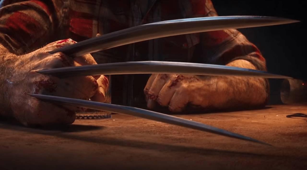 Marvel Wolverine Playstation
