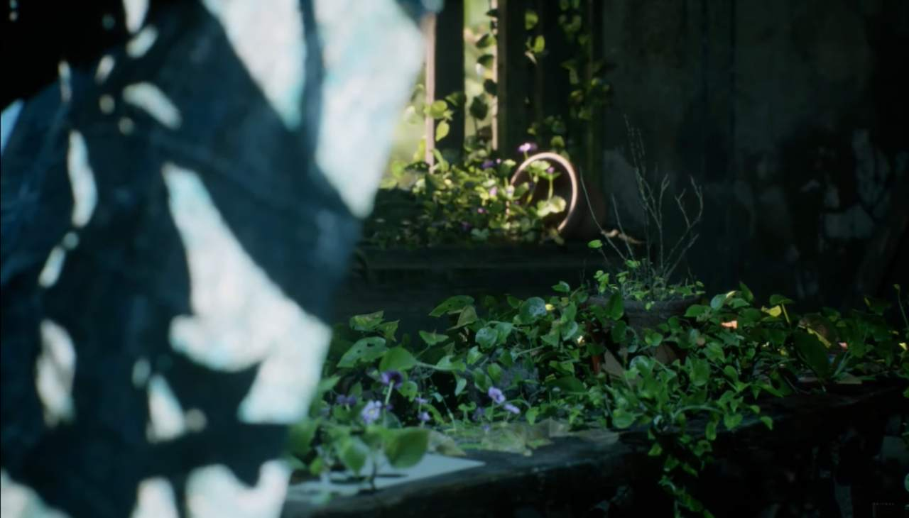 The Last of Us con Unreal Engine 5