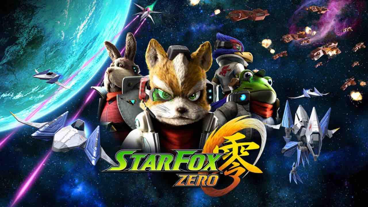 platinumgame star fox