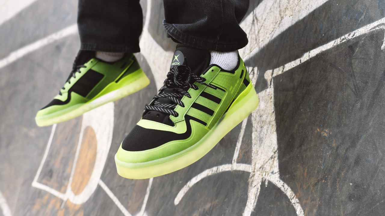 Adidas ed Xbox insieme, ecco le scarpe per i giocatori - FOTO