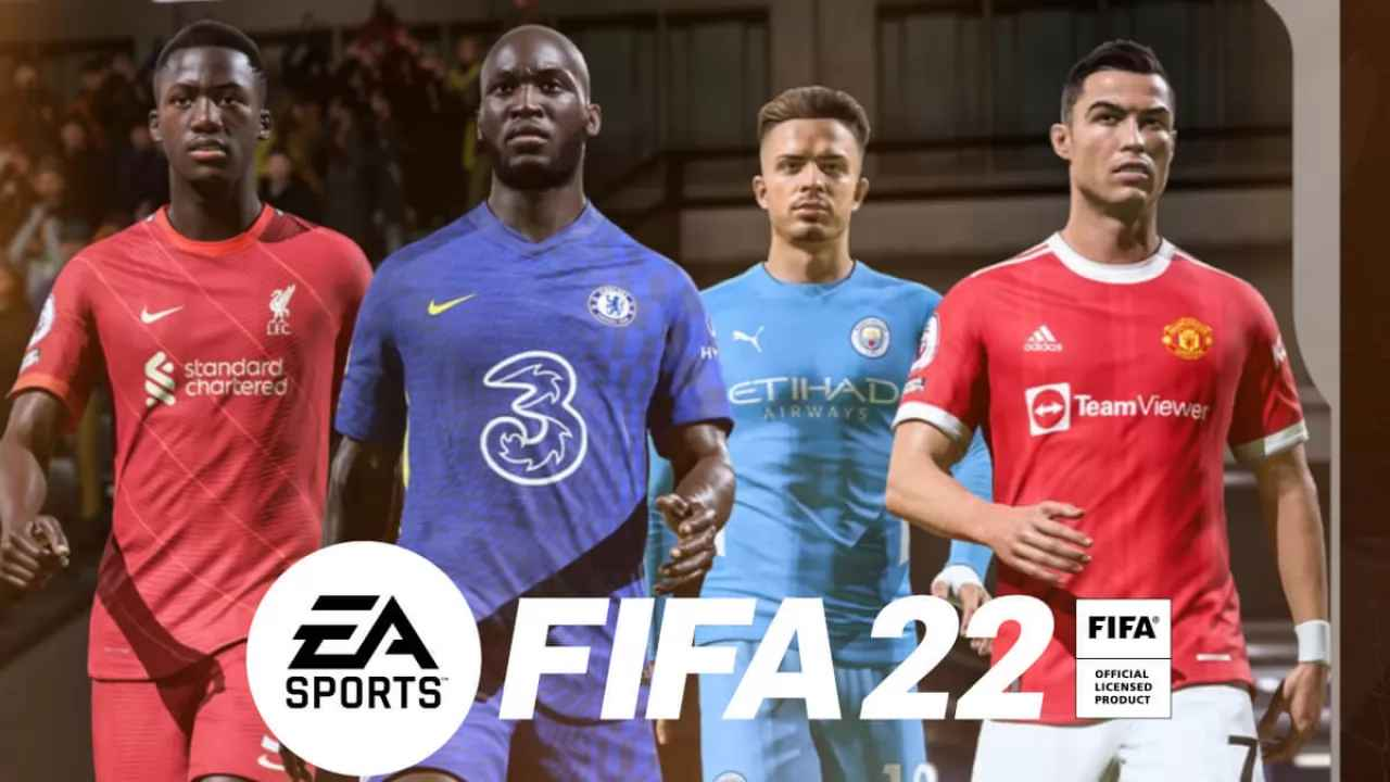 Fifa 22 patch