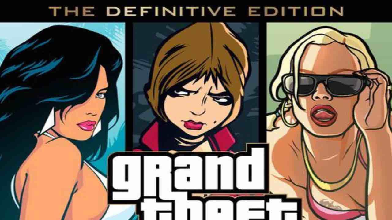GTA Trilogy Edition