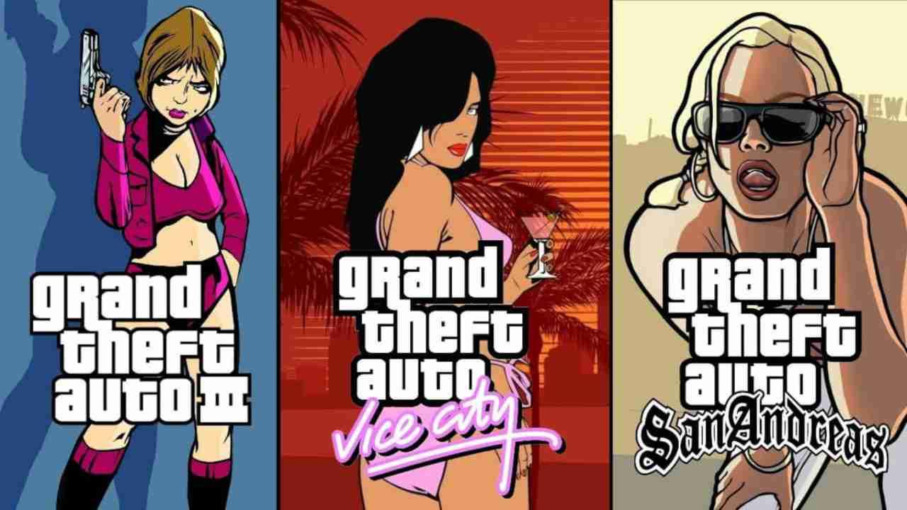 GTA Trilogy Remastered, spunta una data d'uscita ufficiale