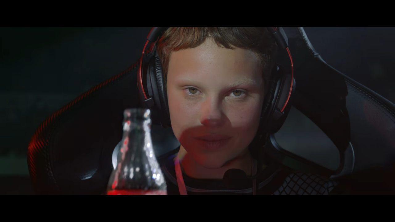 Pubblicità Coca Cola con videogiochi scatena la polemica - VIDEO