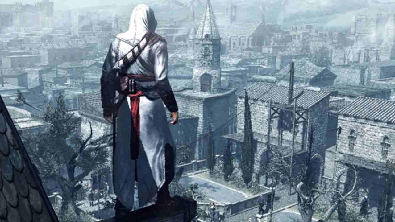 Sviluppatori del primo Assassin's Creed lavorano ad esclusiva PS5